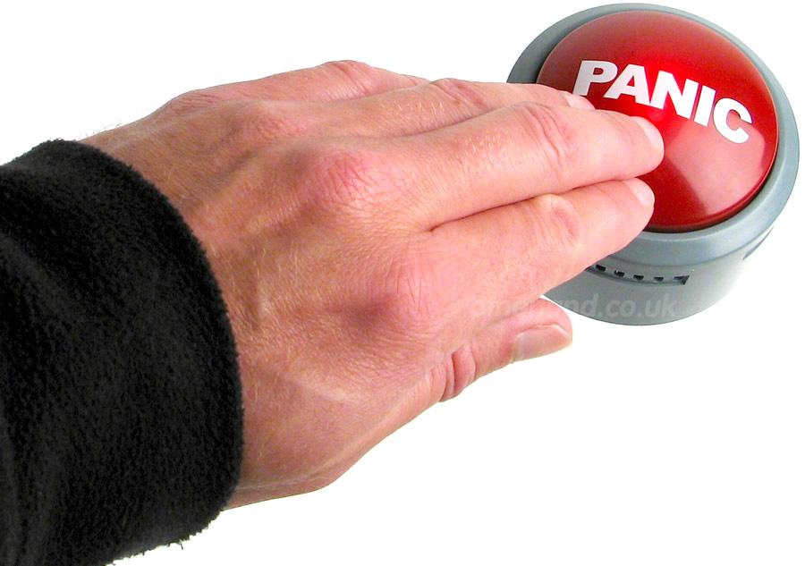 Ne hagyd pánikba esni az ügyfeleidet!