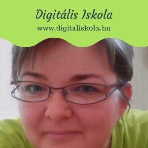 Bemutatkozik: Györfiné Szabó Orsolya – A digitalis oktató